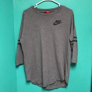 Nike Quarter Sleeve Tee
